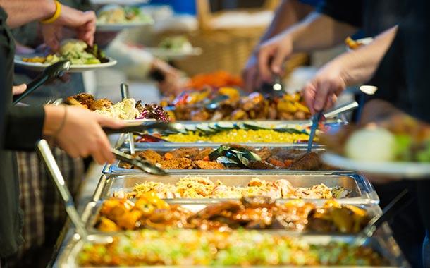 babul shams diner in dubai
