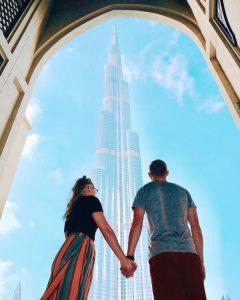 Burj couples