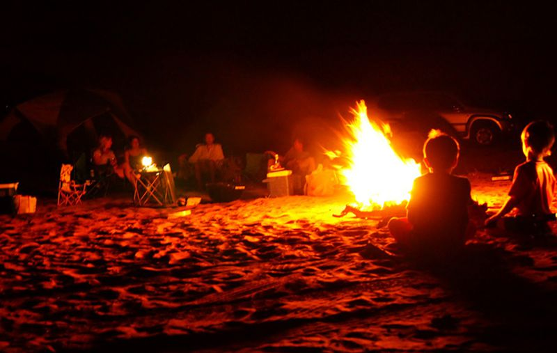 Over night desert safari dubai