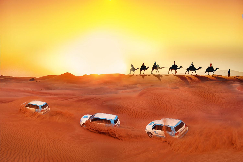 snrise desert safari dubai